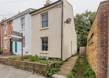 Thumbnail 3 bed end terrace house for sale in Foley Street, Maidstone, Kent