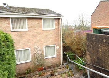 Thumbnail 3 bed semi-detached house for sale in Plym Walk, Bettws, Newport