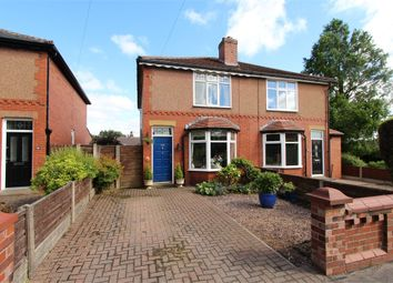 Thumbnail 2 bed semi-detached house for sale in Holcombe Road, Greenmount, Bury, Lancashire