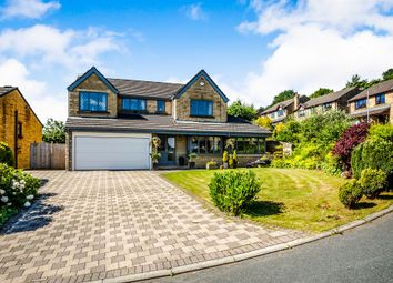 Thumbnail 5 bed detached house for sale in Springside Rise, Golcar, Huddersfield