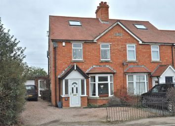 Thumbnail 3 bed semi-detached house for sale in Laurels Road, Offenham, Evesham