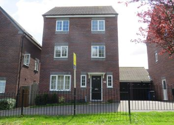Thumbnail 5 bed detached house for sale in Homerton Vale, Mickleover, Derby