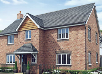 Thumbnail 5 bed detached house for sale in The Regent, Kings Street, Yoxall, Staffordshire