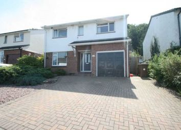 Thumbnail 4 bed detached house for sale in Reddicliff Close, Plymouth