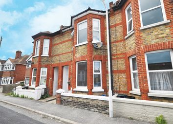 Thumbnail 3 bed terraced house to rent in Beresford Road, Ramsgate
