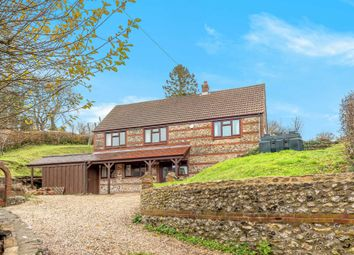 Thumbnail 4 bed detached house for sale in Tullons Lane, Piddletrenthide, Dorchester