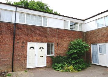 Thumbnail 3 bed terraced house for sale in Horners Croft, Wolverton, Milton Keynes
