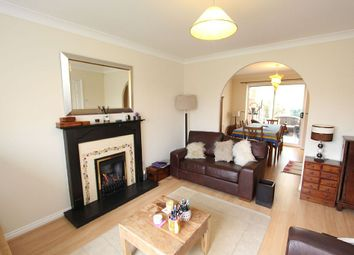 Thumbnail 3 bed detached house for sale in Foxon Way, Thorpe Astley, Braunstone, Leicester, Leicestershire
