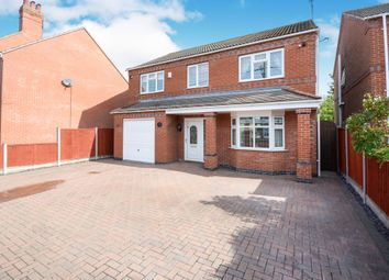 4 bed detached house for sale in Chapel Lane, North Hykeham, Lincoln, Lincolnshire LN6