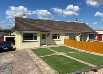 2 bed semi-detached bungalow to rent in Franeth Close, Kingsteignton, Newton Abbot TQ12