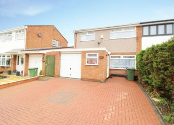 Thumbnail 3 bedroom semi-detached house for sale in Palm Wood Close, Prenton, Merseyside