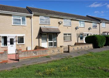 Thumbnail 3 bedroom terraced house for sale in Shelley Close, Huntingdon