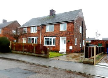 Thumbnail 3 bed semi-detached house for sale in Ramsden Crescent, Carlton-In-Lindrick, Worksop