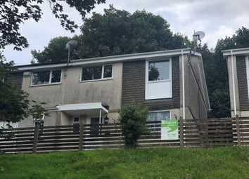 Thumbnail 3 bed semi-detached house to rent in Thirlmere Gardens, Crownhill, Plymouth