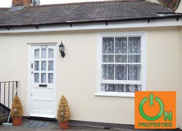 Thumbnail 1 bed flat for sale in High Street, Chipping Ongar, Essex