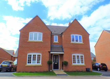 Thumbnail 4 bed detached house for sale in Plot 64, Milestone Grange, Stratford Upon Avon