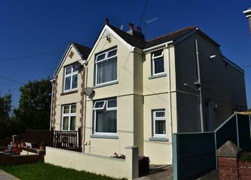 Thumbnail 3 bedroom semi-detached house for sale in Frampton Road, Gorseinon, Swansea