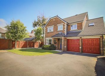 Thumbnail 5 bed detached house for sale in Court Grove, Clayton Le Dale, Blackburn