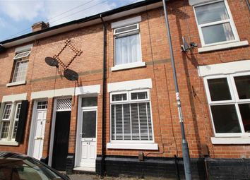 Thumbnail 2 bed terraced house for sale in Leyland Street, Derby