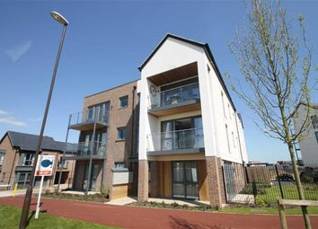 Thumbnail 1 bed flat for sale in Mosaic House, Oakgrove, Milton Keynes