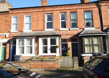 Thumbnail 3 bed terraced house to rent in St. Leonards Road, Clarendon Park, Leicester