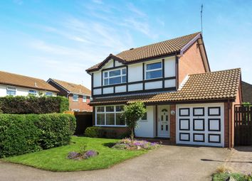 4 bed detached house for sale in Rea Close, Northampton NN4