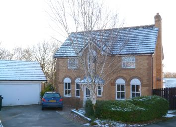Thumbnail 4 bed detached house for sale in Daleview Court, West Lane, Baildon, Shipley