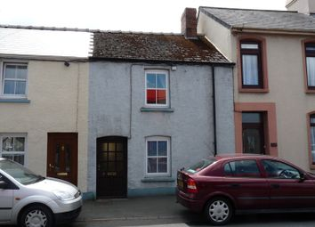 Thumbnail 2 bedroom terraced house to rent in Games Hospital, Church Street, Brecon