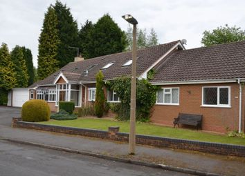 Thumbnail 4 bedroom bungalow to rent in Beaumont Grove, Solihull