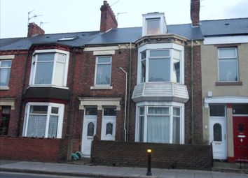 Thumbnail 4 bedroom terraced house for sale in Stanhope Road, South Shields