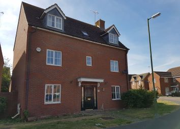 Thumbnail 5 bedroom detached house for sale in Walker Grove, Hatfield