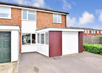 Thumbnail 3 bed end terrace house for sale in Finians Field, Barns Green, West Sussex