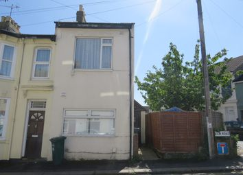 Thumbnail 2 bed end terrace house for sale in Elm Road, Portslade, Brighton