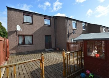 Thumbnail 2 bed end terrace house for sale in 37 Lawers Way, Kinmylies, Inverness