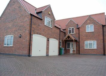 Thumbnail 4 bed detached house to rent in Corkhill Lane, Normanton, Southwell