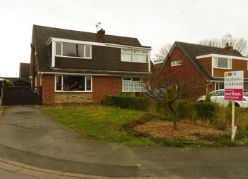 Thumbnail 3 bed semi-detached house for sale in Allestree Close, Alvaston, Derby