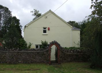 Thumbnail 3 bed detached house for sale in New Road, Gwaun Cae Gurwen, Ammanford