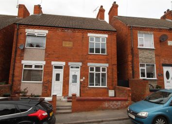 2 Bedrooms Semi-detached house for sale in Coronation Street, Whitwell, Worksop S80