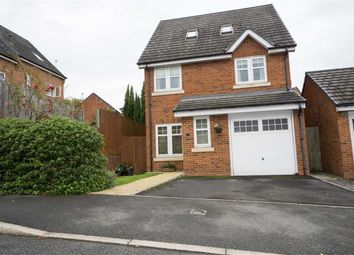 Thumbnail 4 bedroom detached house for sale in Gibstone Close, Atherton, Manchester