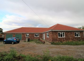 Thumbnail 4 bed bungalow for sale in The Sycamores, Keal Cotes, Spilsby