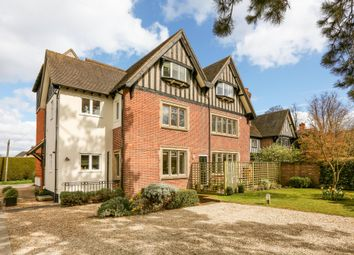 Thumbnail 2 bedroom flat for sale in South Stoke Road, Woodcote, Reading