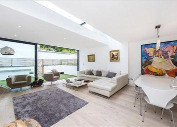 Thumbnail 5 bedroom terraced house for sale in Belsize Avenue, Park, London