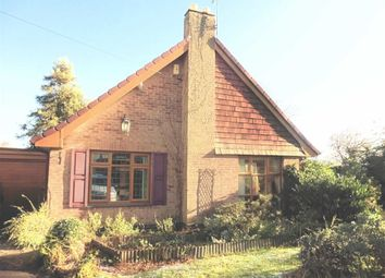 Thumbnail 2 bed detached bungalow for sale in The Common, Barwell, Leicester