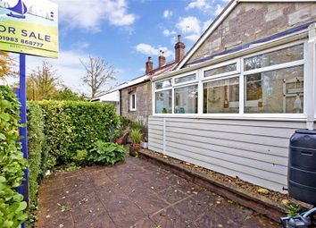 Thumbnail Semi-detached bungalow for sale in Church Road, Shanklin, Isle Of Wight