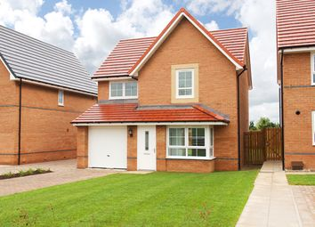"""Thumbnail 3 bed detached house for sale in """"Cheadle"""" at Tenth Avenue, Morpeth"""