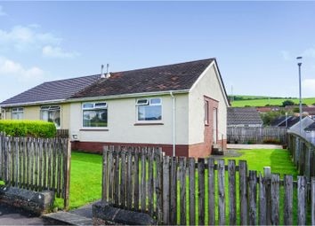 Thumbnail 1 bed bungalow for sale in Meadowfoot Road, West Kilbride