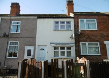 Thumbnail 2 bed terraced house for sale in 50 Duke Street, Creswell, Worksop, Derbyshire