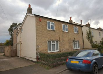 Thumbnail 4 bed detached house to rent in Rooks Street, Cottenham, Cambridge