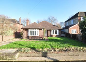 Thumbnail 3 bed detached bungalow for sale in Budebury Road, Staines Upon Thames, Surrey