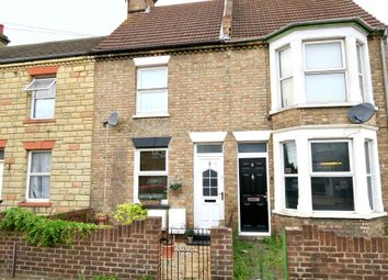 Thumbnail 2 bed terraced house for sale in Mabel Road, Bedford